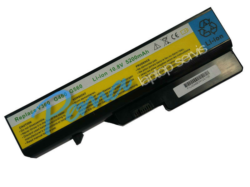 lenovo ideapad g560 batarya