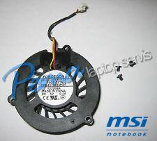 msı S30 fan