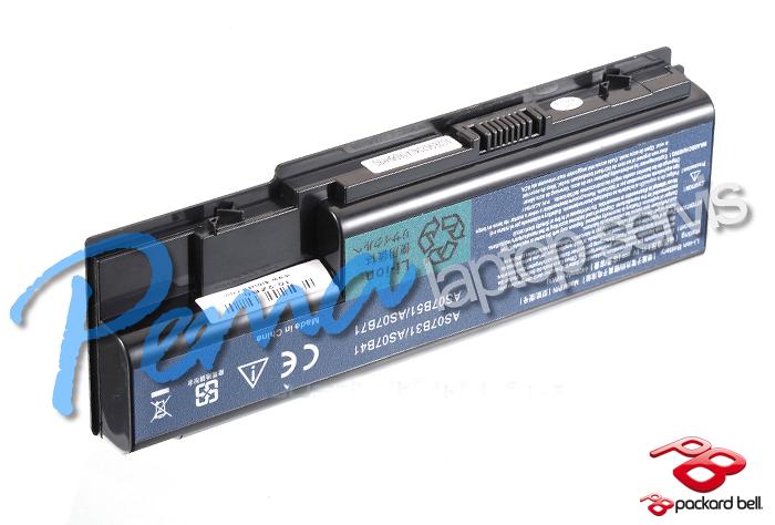 packard bell Easynote Lj61 batarya