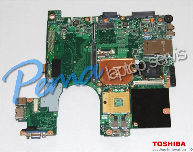 toshiba Satellite A100 anakart